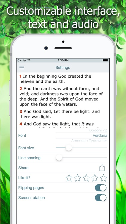 KJV Bible with Apocrypha. KJVA screenshot-3