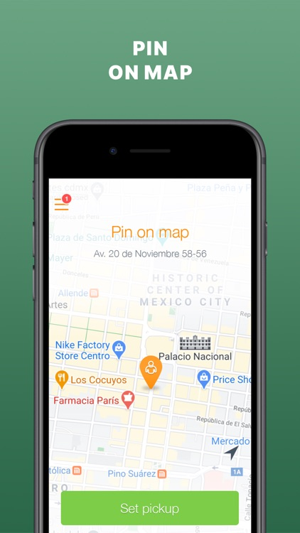 HalconVa Easy Taxi in Mexico