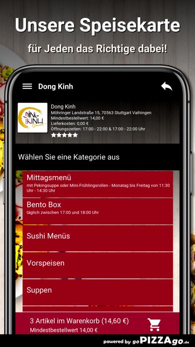 Dong Kinh Stuttgart Vaihingen screenshot 3