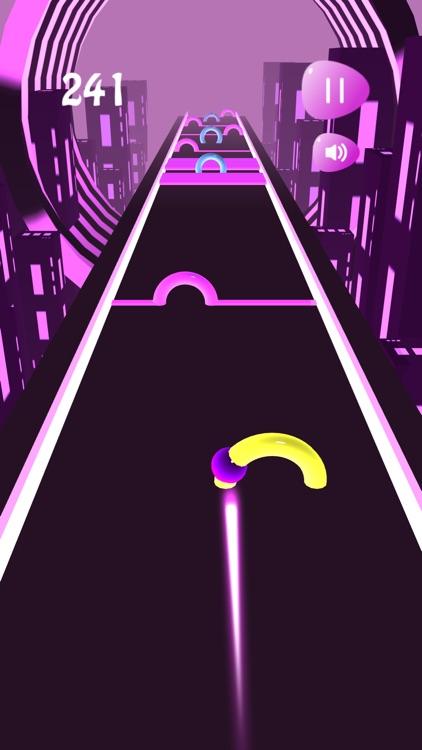 Trippy Ball 3D Game screenshot-6