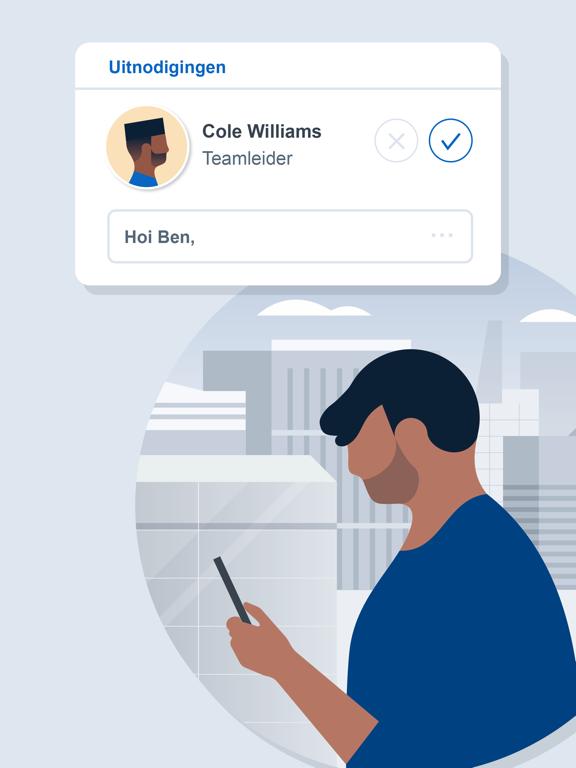 LinkedIn: Een baan zoeken iPad app afbeelding 4