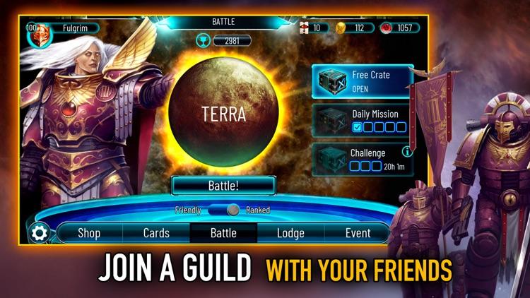 The Horus Heresy: Legions TCG screenshot-3