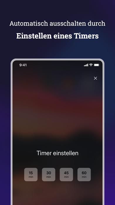 Sleep Entspannende KlängeScreenshot von 3