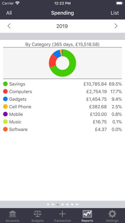 Account Tracker Pro screenshot-4