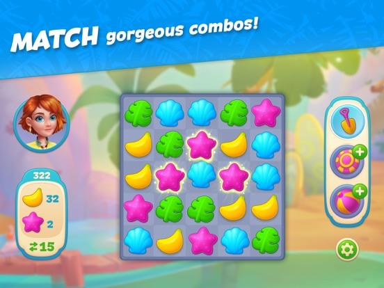 Hawaii Match-3 Mania: Puzzle screenshot 10