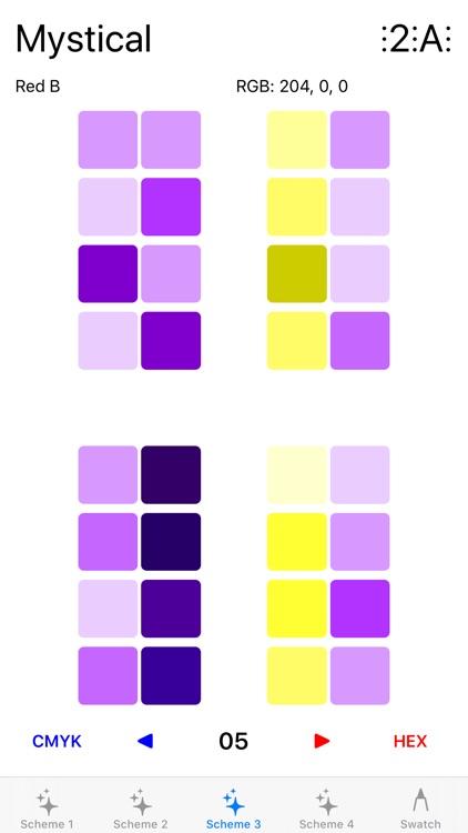 Scheme Color screenshot-6