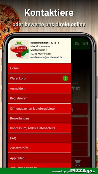 Pizza Prinz Hatten Sandkrug screenshot 3