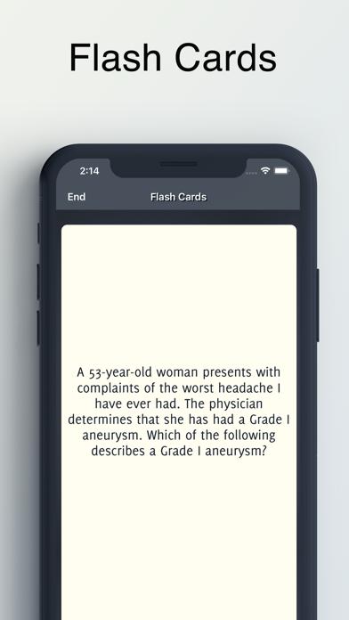 CCRN Adult Critical Care Exam. screenshot 6