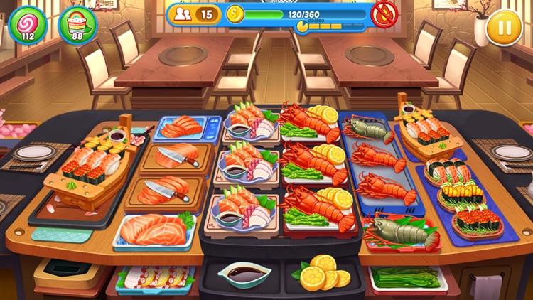 Crazy Chef Cooking Games screenshot-4