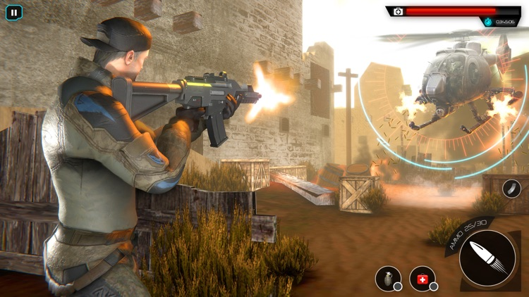 American Shooter : Cover Fire