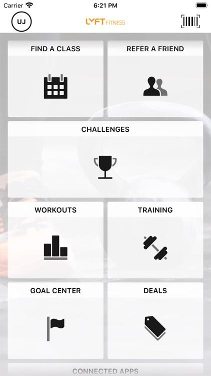 Lyft Fitness