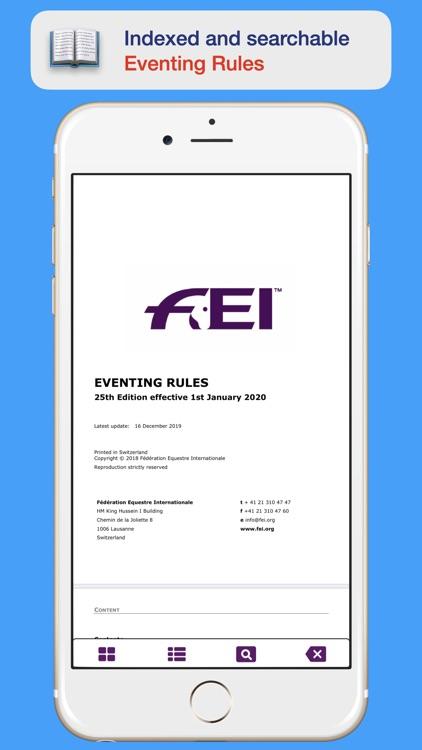 TestPro FEI Eventing Tests screenshot-8
