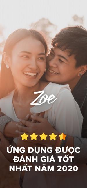 Zoe: lesbian chat & hẹn hò app
