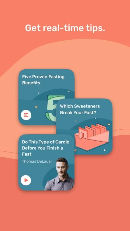 Zero: Fasting & Health Tracker screenshot-6