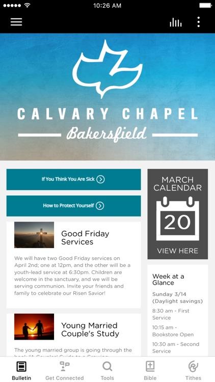 Calvary Chapel Bakersfield