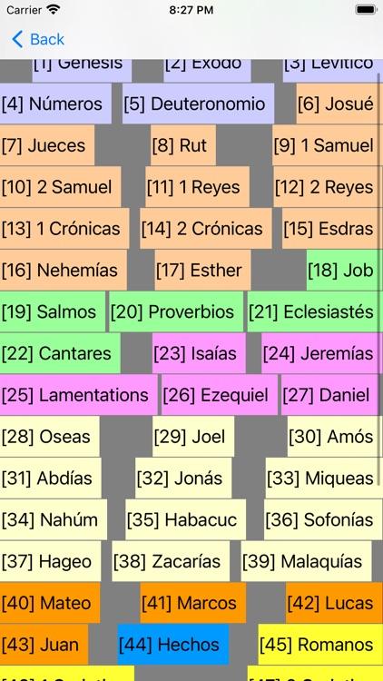 La Biblia Reina Valera-Spanish screenshot-7
