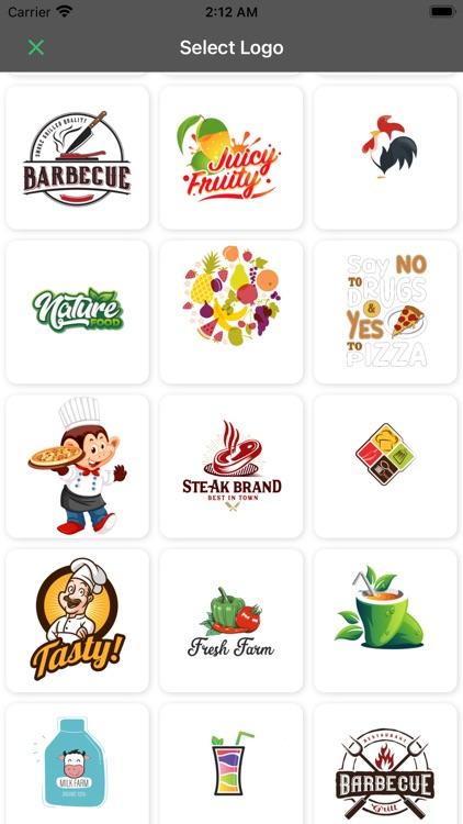 Logo Maker-Make Logo Designer screenshot-6