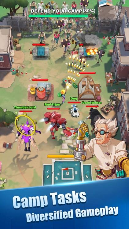 Mow Zombies screenshot-4