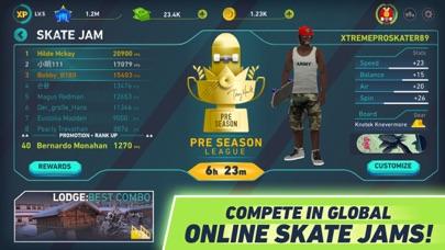 Screenshot from Skate Jam - Pro Skateboarding