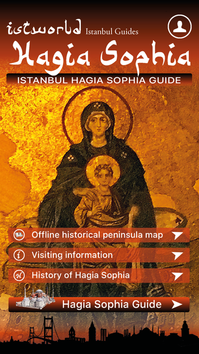 Hagia Sophia Guideのおすすめ画像1