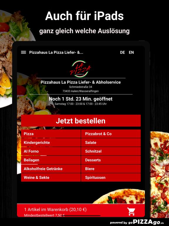 La Pizza Aalen/Wasseralfingen screenshot 7