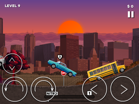 Death Chase Nitro screenshot 4