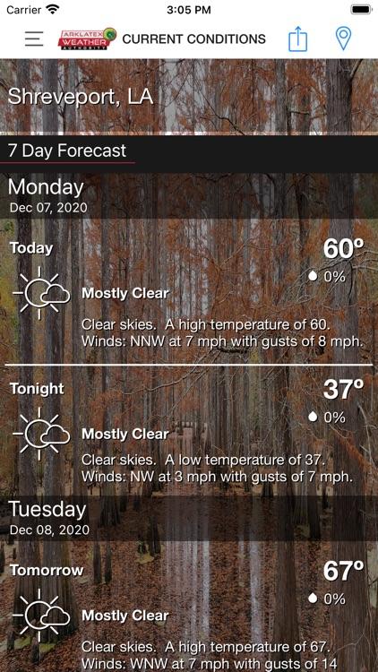 ArkLaTex Weather Authority screenshot-3