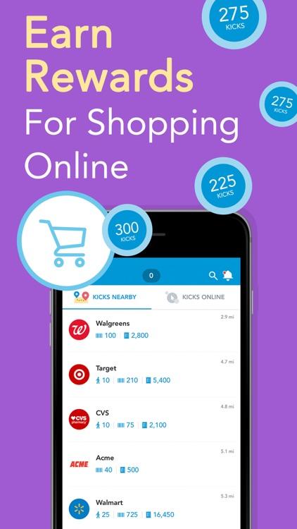 Shop & Earn Rewards: Shopkick screenshot-3