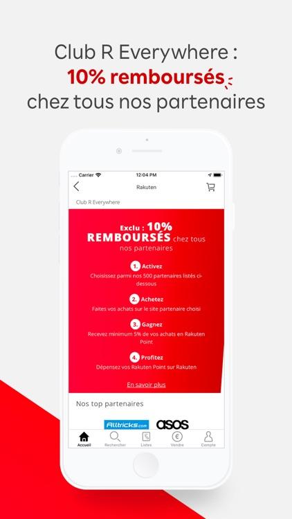 Rakuten Achat & Vente en ligne screenshot-6