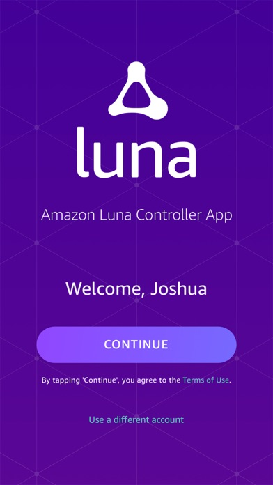 Luna Controller screenshot 1