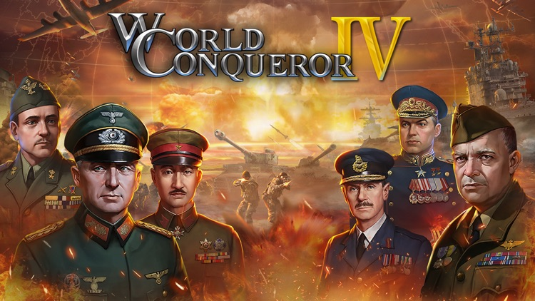 World Conqueror 4 screenshot-0