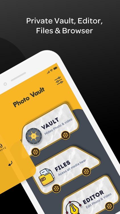 iVault - Secret Photo Vaults