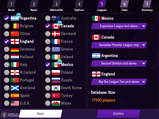 Football Manager 2021 Mobile screenshot 7