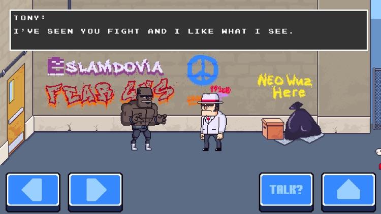 Rowdy City Wrestling screenshot-8