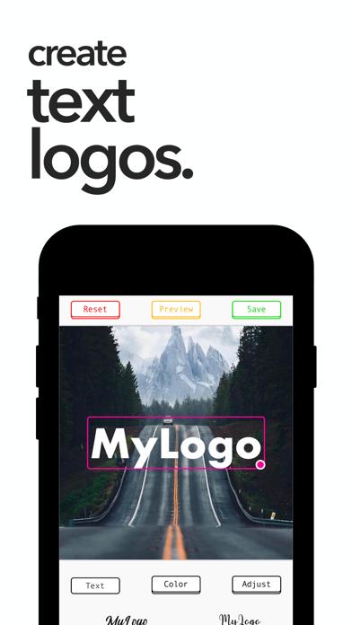 MyLogo: Photo Signature Maker screenshot 1