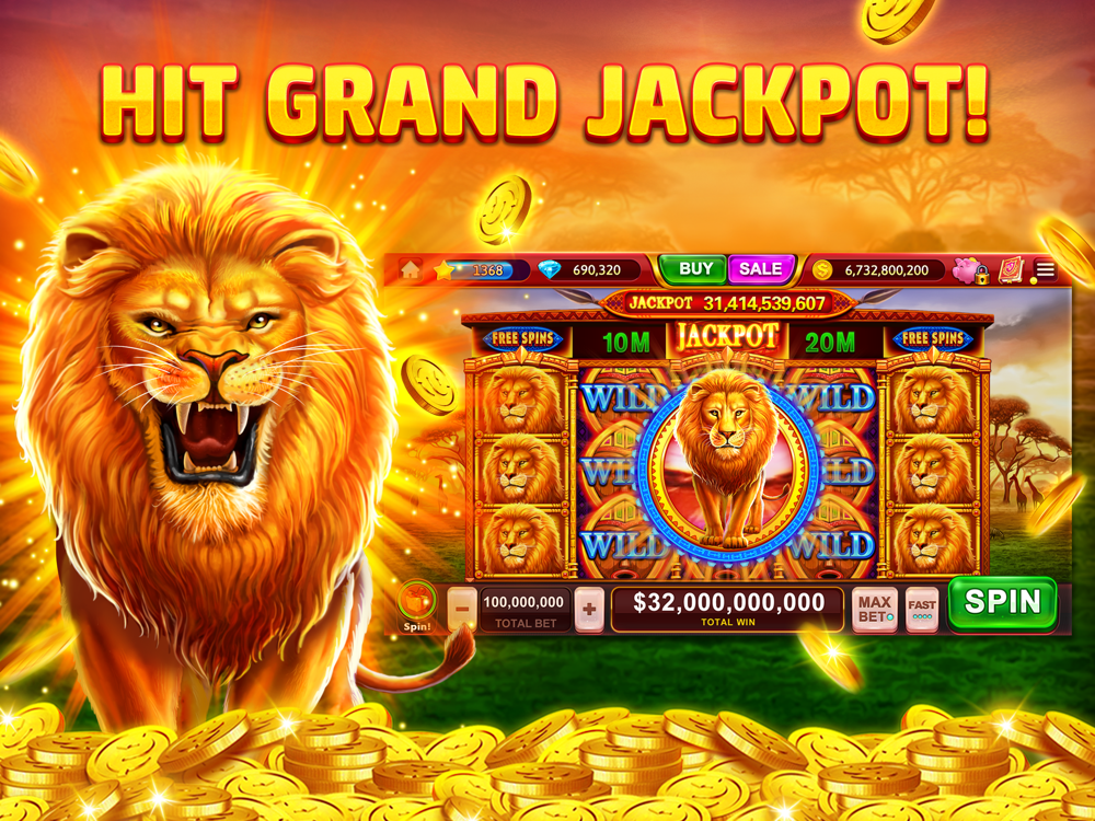 Free Casino Slots For Ipad