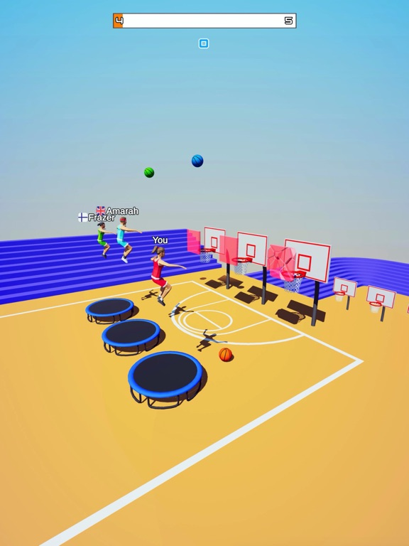 Jump Dunk 3D screenshot 8
