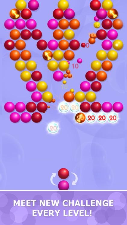 Bubblez: Magic Bubble Quest screenshot-6