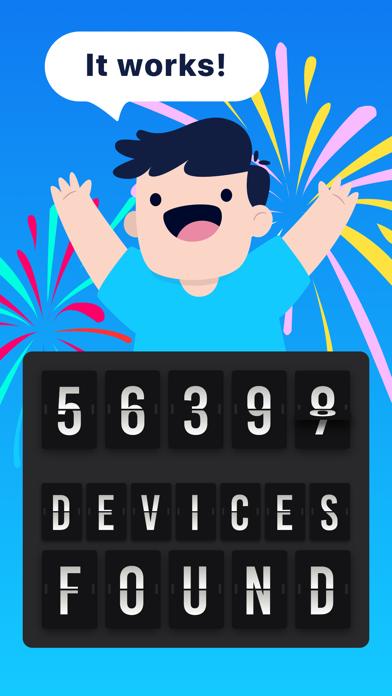 Find Device Screenshot