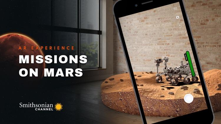 Mission to Mars AR screenshot-3