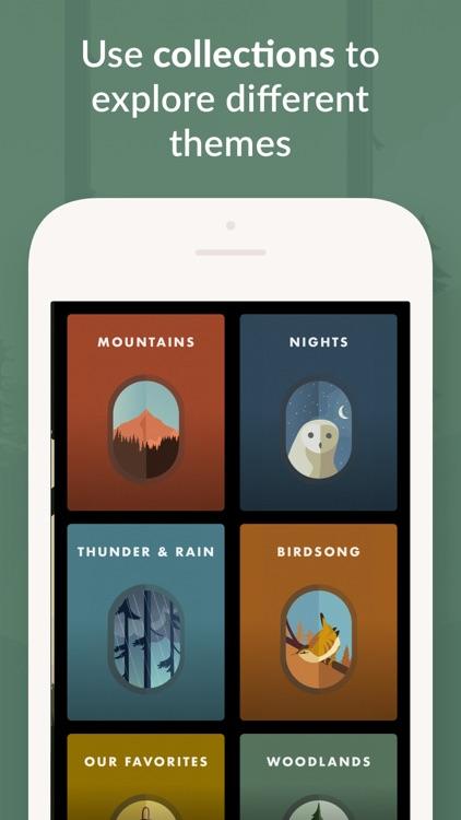 Wild Journey - Nature Sounds screenshot-6