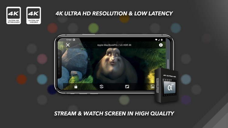alfacast x video screen mirror screenshot-5
