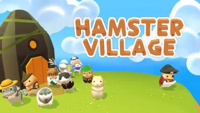 最新スマホゲームのハムスタービレッジが配信開始!