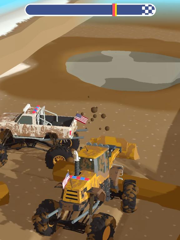 Mudder Trucker 3D screenshot 8