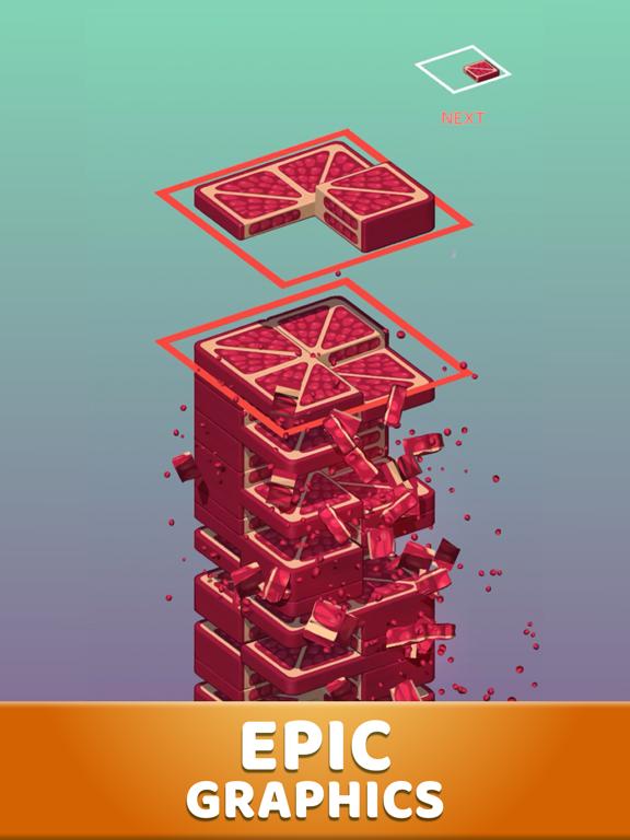 Juicy Stack - 3D Tile Puzzlеのおすすめ画像4