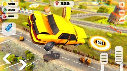 Car Crash Crazy Beam Drive 3Dのおすすめ画像6