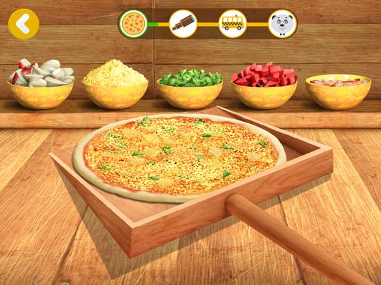Masha and the Bear Pizzeria! screenshot 10