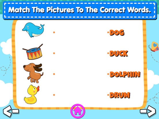 Match Words To Pictures screenshot 13