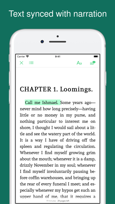Herman Melville's works screenshot 4