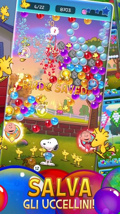 Screenshot of Snoopy Pop2